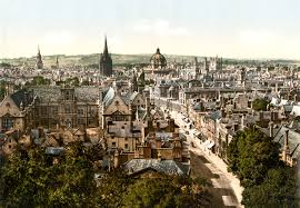 City view of Oxford